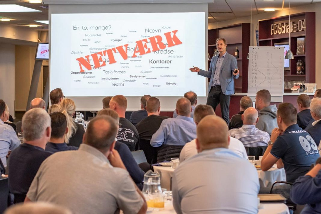 Test dig selv - hvor god en netværker er du?