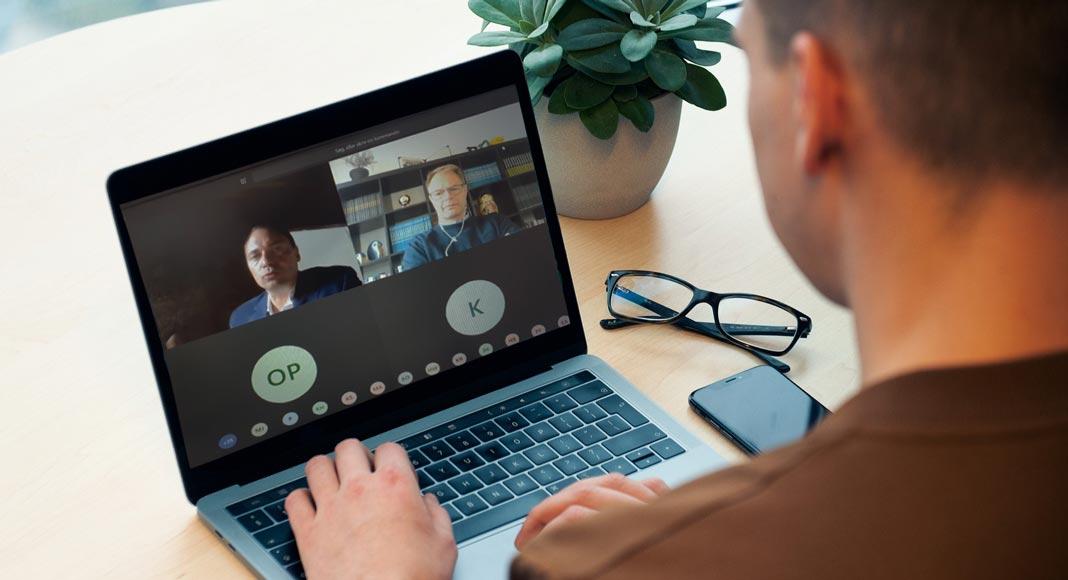 Fokus på digitalisering og videomøde